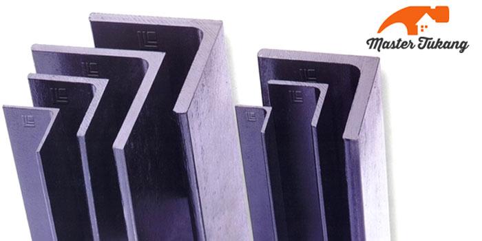 kegunaan dan fungsi besi siku