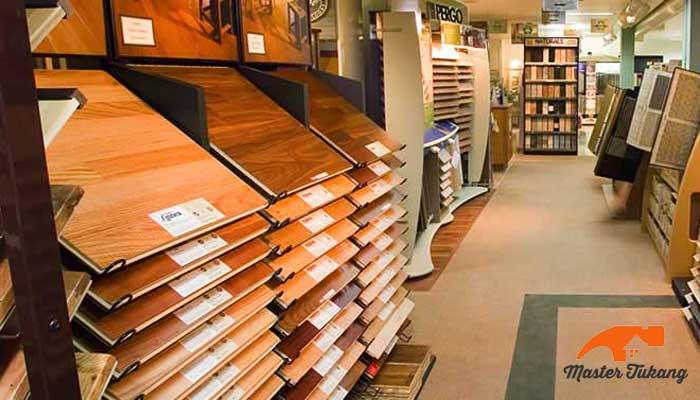panduan membeli lantai kayu solid