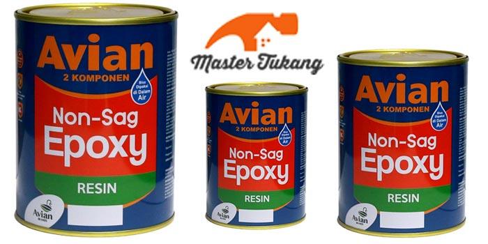 lem epoxy avian non-sag eppoxy