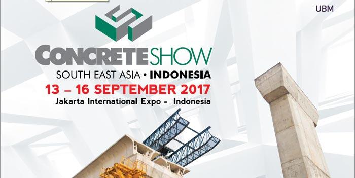 Concrete Show South East Asia 2017