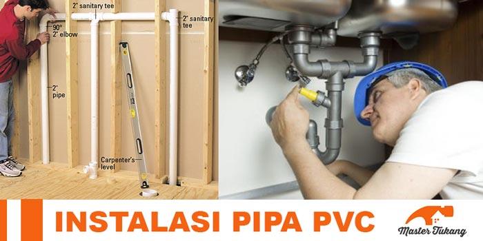 Instalasi Pipa PVC