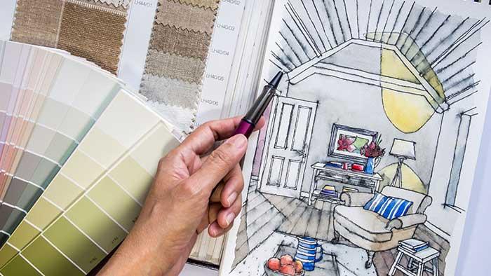 Konsep dasar desain interior