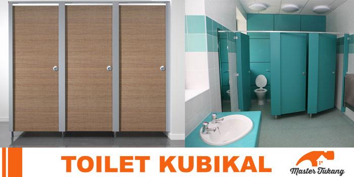 toilet kubikal