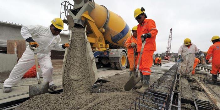 Harga beton ready mix 2018