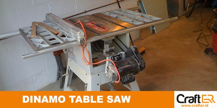 Dinamo table saw