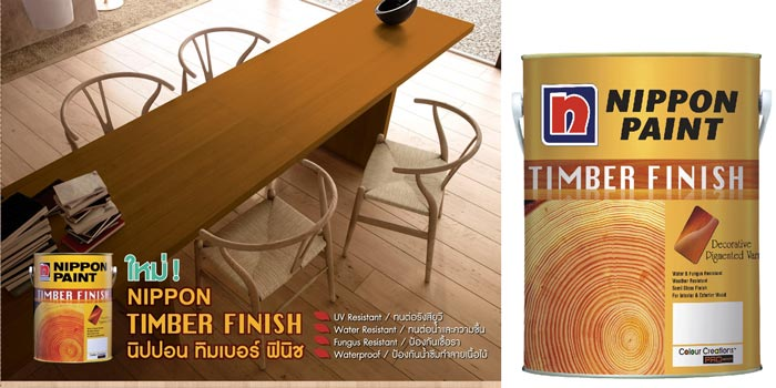 nippon timber finish