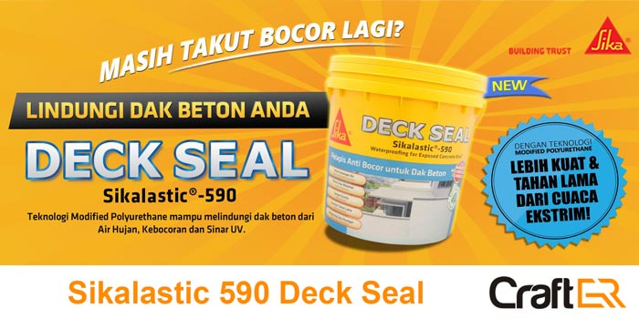 harga sikalastic 590 deck seal
