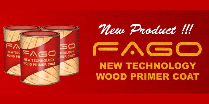 cat primer kayu fago