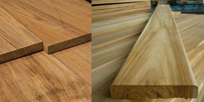 kualitas kayu