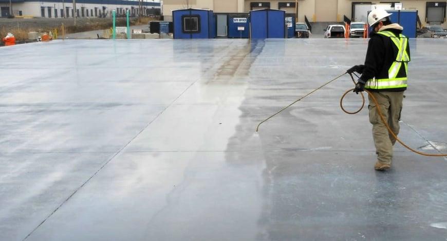 Proses pengeringan beton yang benar