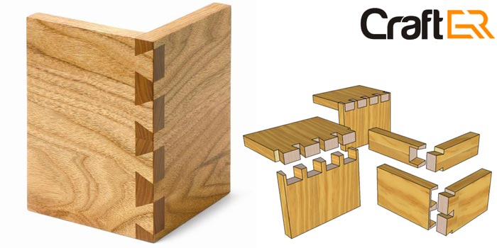 sambungan kayu dovetail