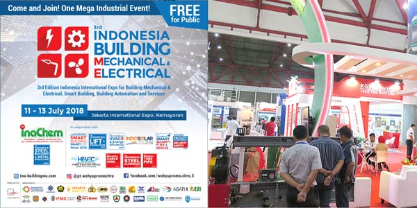 3rd-Indonesia-Building-Mechanical-&-Electrical-Expo-2018