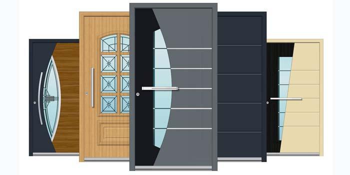 Perbandingan Pintu Kayu dan Aluminium