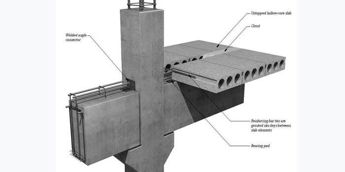sambungan beton pracetak