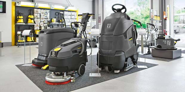 karcher brand cleaning