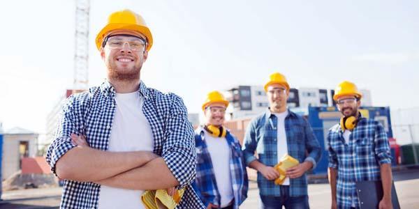 Memacu Produktivitas Tenaga Konstruksi
