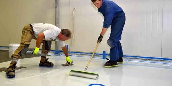 Jenis lantai epoxy