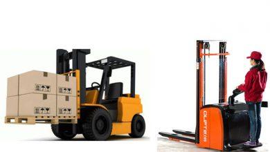 Forklift elektrik murah