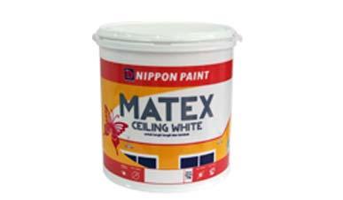Cat ceiling Matex Nippon Paint