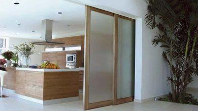 Komponen dan cara pasang pintu sliding