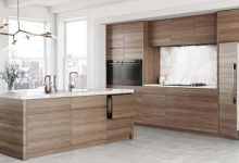 menghitung rab kitchen set hpl minimalis