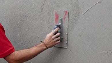 cacat pada plester dinding