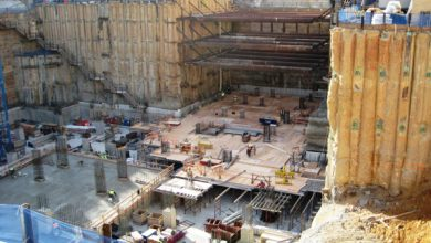 Dua Tipe Pondasi Konstruksi Bangunan